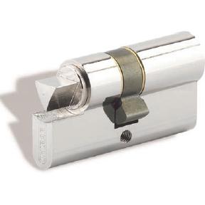 Cylindres profilés - 2 entrées avec fente ou triangle