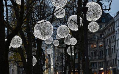 Eclairage public avec Socomest Brumath Strasbourg Alsace Grand-Est