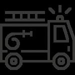 Matériel électrique pour SDIS sapeurs-pompiers par Socomest, matériel électrotechnique pour industrie, SDIS pompiers, réseaux publics d'énergie et serrurerie - Brumath Strasbourg Alsace Grand-Est