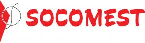 Logo de Socomest, matériel électrotechnique pour industrie, SDIS pompiers, réseaux publics d'énergie et serrurerie - Brumath Strasbourg Alsace Grand-Est