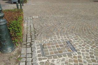Utilisation de Borne escamotable Langmatz avec Socomest Brumath Strasbourg Alsace Grand-Est