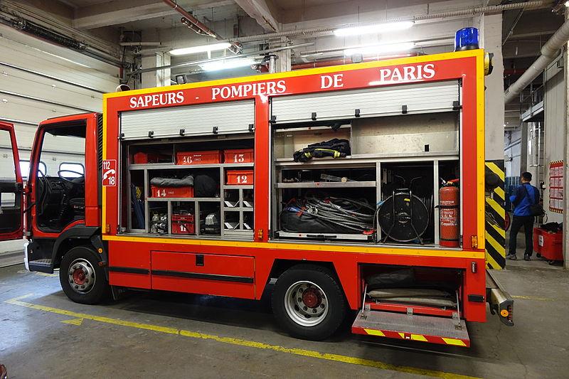 Matériel électrique pour SDIS Sapeurs pompiers par Socomest Brumath Strasbourg Alsace